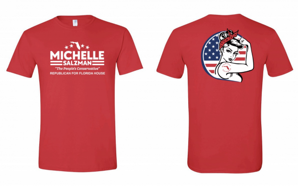 Michelle's Campaign Tee Shirt